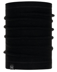Элитная флисовая бандана Buff Polar Neckwarmer Solid Black