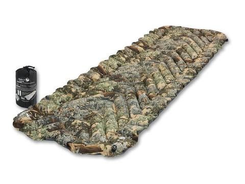 Надувной коврик Klymit Static V, камуфляж