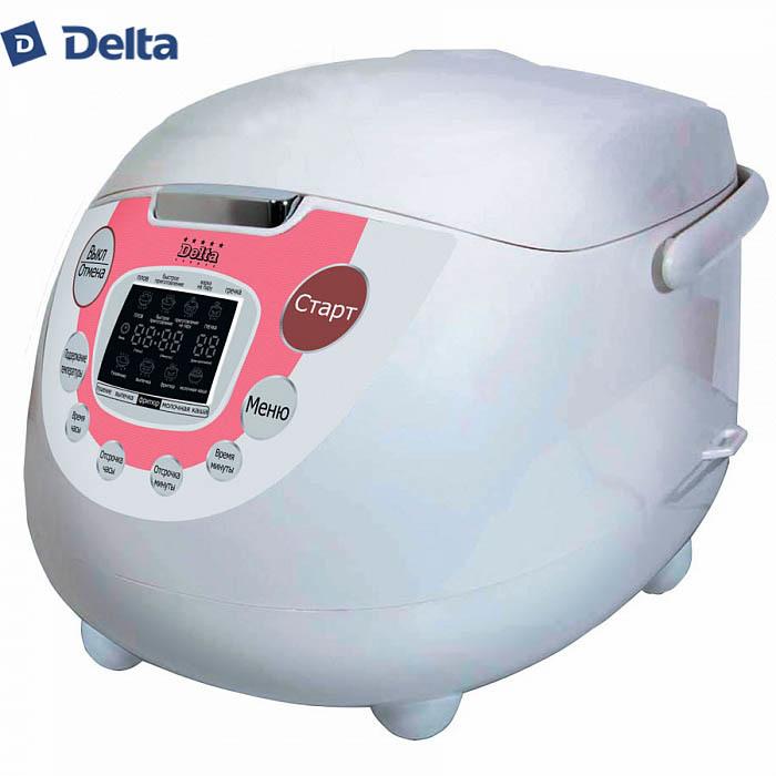 Мультиварка DELTA DL-6504К