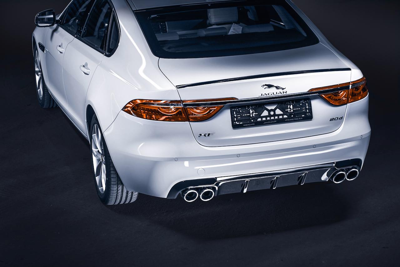 Обвес Ronin Design для Jaguar Xf