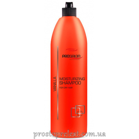 Prosalon Hair Care Moisturising Shampoo - Зволожуючий шампунь