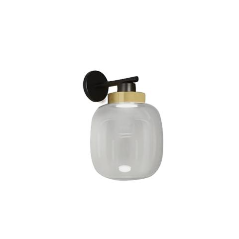 Настенный светильник копия Legier 1 by Tooy (дымчатый)