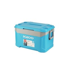 Изотермический пластиковый контейнер Igloo Latitude 50 Cyan blue