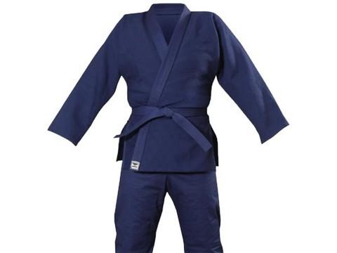 Кимоно дзюдо. Цвет синий. Размер 44-46. Рост 158.