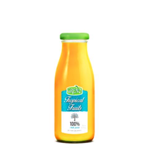 Сок 100% свежевыж. тропические фрукты 0,25