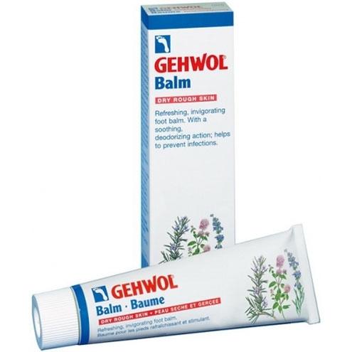 Тонизирующий бальзам «Авокадо» для сухой кожи GEHWOL Balm Dry Rough Skin 75 мл