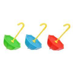 Ситечко для заваривания чая «Зонтик» из силикона, 9,5х5,5 см