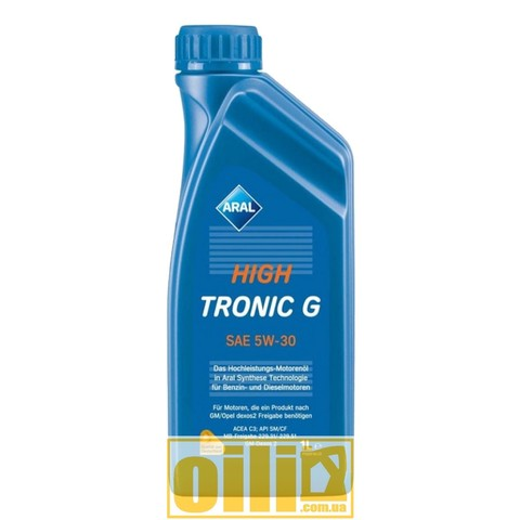 Aral HIGHTRONIC G 5W-30 1L