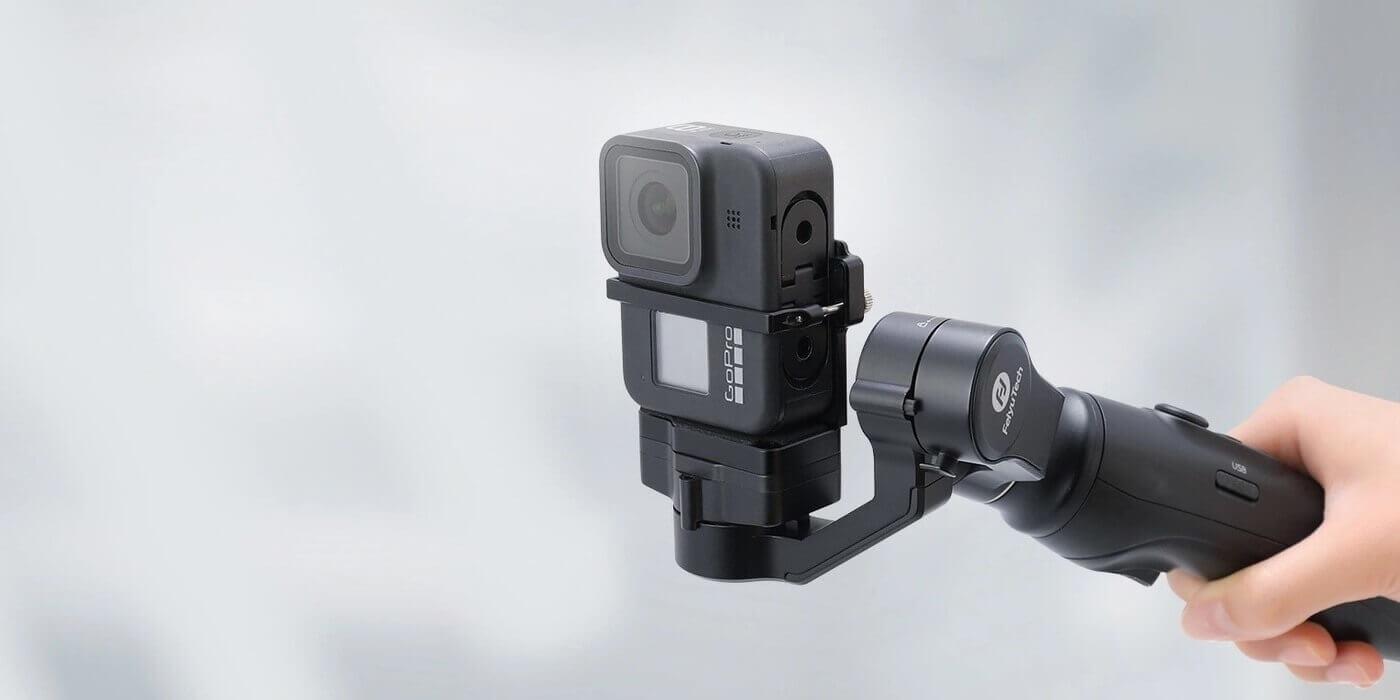 Рамка-переходник на GoPro HERO8 для Feiyu Vimble 2A