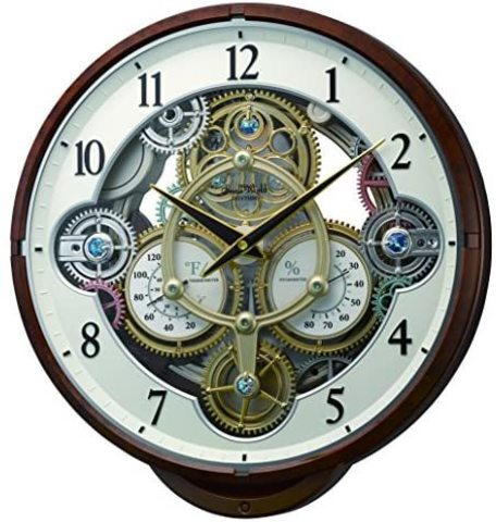 Настенные часы Rhythm 4MH886WU23
