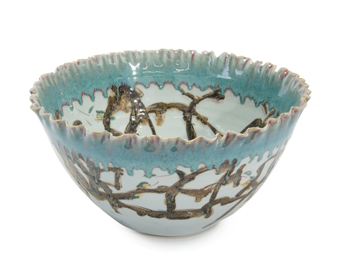 Profusion of Branches Bowl