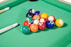 Игровой стол «Mini 3-in-1» (футбол, аэрохоккей, бильярд)