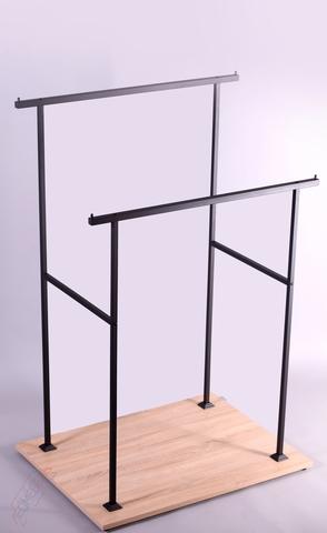 Бэст-0007 Стойка вешалка (вешало) напольная для одежды