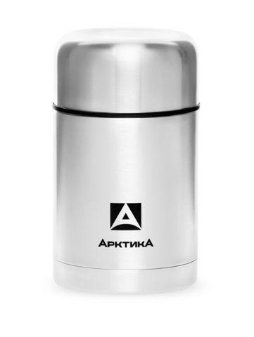 Термос для еды Арктика (301-750) 0,75 литра с супер-широким горлом, стальной