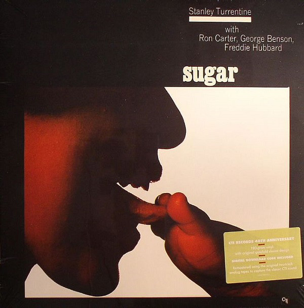 TURRENTINE, STANLEY: Sugar