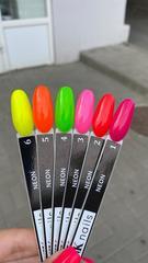 Гель-лак ТМ NIK nails Neon №3 10 мл.