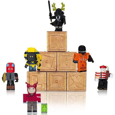 Роблокс Тайный набор из 6 штук, серия 8 Бронза