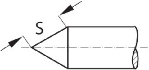 VHM Фрезы для удаления заусенцев 60° без покрытия