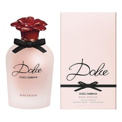 DOLCE & GABBANA: Dolce Rosa Excelsa женская парфюмерная вода edp, 75мл