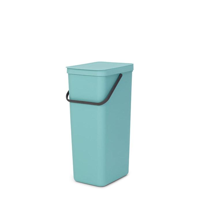 Встраиваемое мусорное ведро Sort & Go (40 л), Мятный, арт. 251085 - фото 1