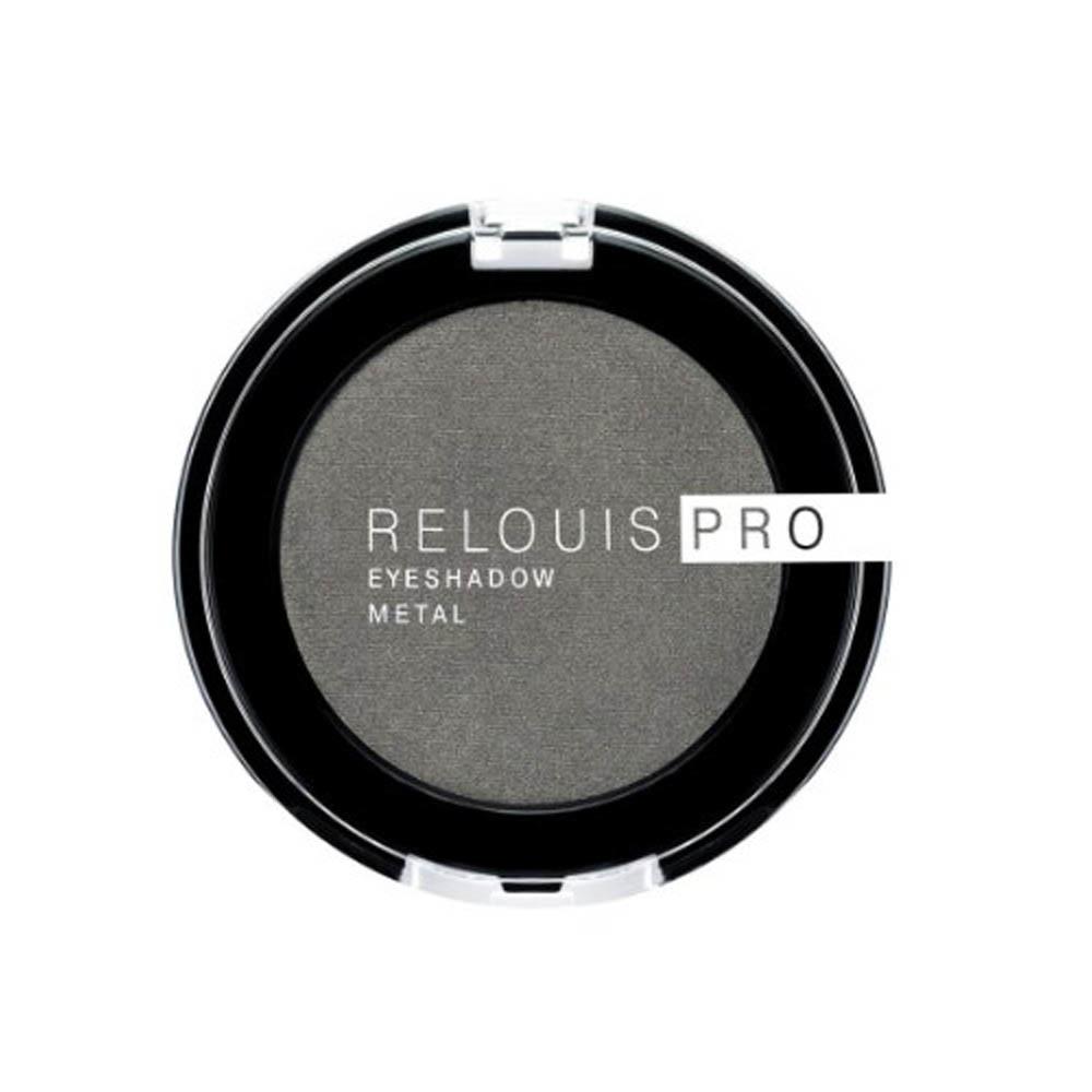 Тени для век Pro Eyeshadow Metal