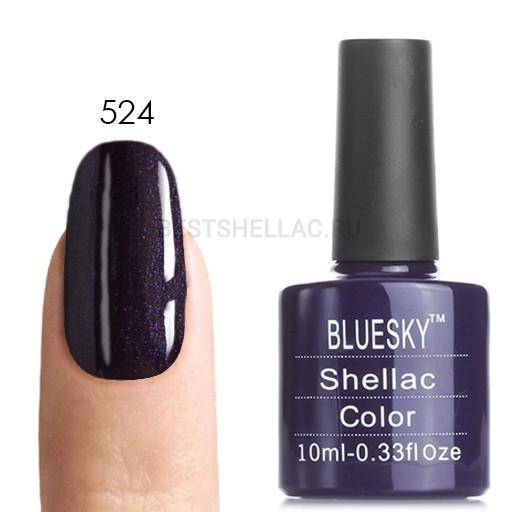 Bluesky Shellac 40501/80501 Гель-лак Bluesky № 40524/80524 Rock Royalty, 10 мл 524.jpg