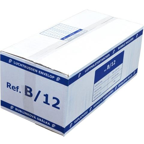 Конверт B12ES (115х215), цупкий, 200 шт