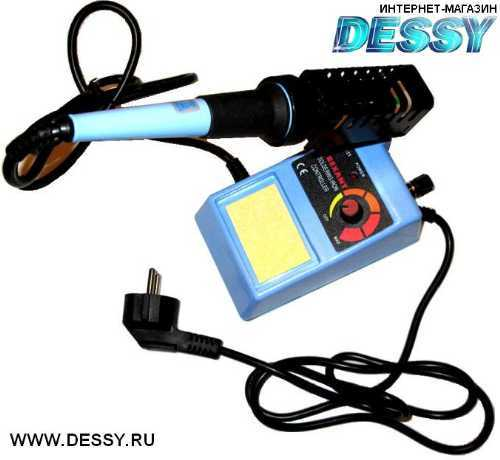 REXANT ZD-98 (12-0151). Паяльная станция с регулятором температуры