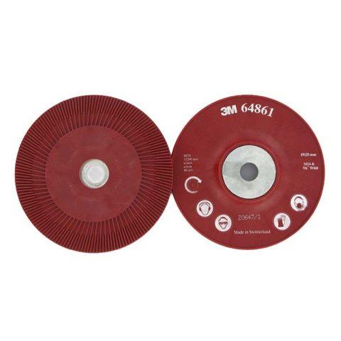 3М Оправка д/фибровых кругов 125мм 64861