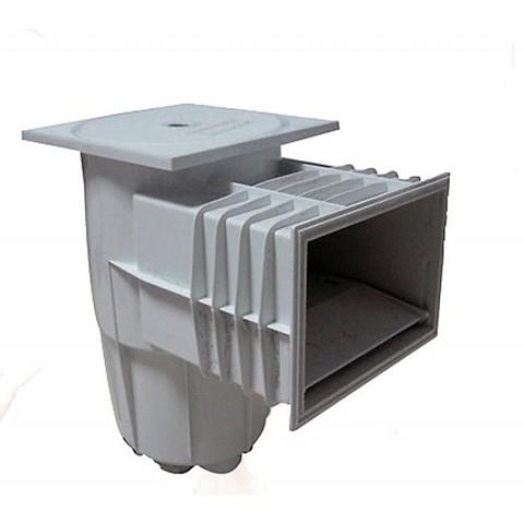 Скиммер бетон 15 л внутреннее подключение 1 1/2