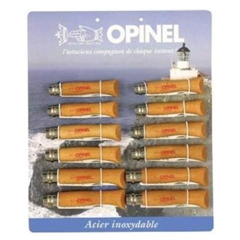 Набор Opinel T095 из 12 ножей разных размеров