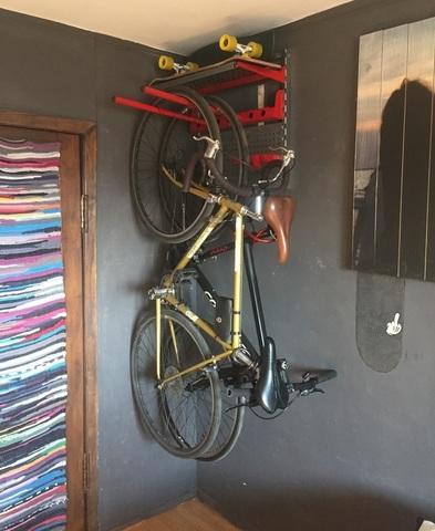 Крепеж для велосипедов (система IF)