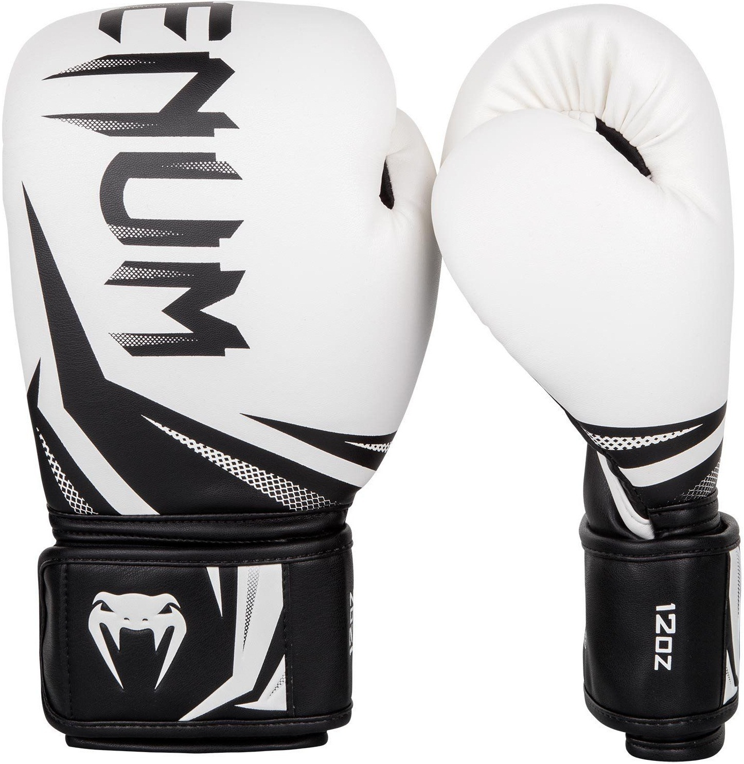 Перчатки Перчатки для бокса Venum Challenger 3.0 Boxing Gloves - White/Black 1.jpg