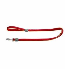 Поводок для собак, Hunter Maui 20/140, сетчатый текстиль, красный