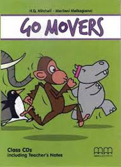 Go Movers 2nd Edition Class CD