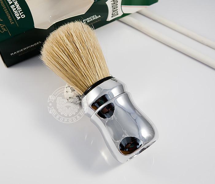 RAZ400102 Классический помазок для бритья «Proraso», щетина кабана