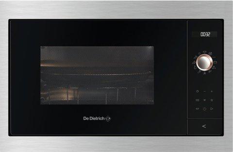 Встраиваемая микроволновая печь De Dietrich DMG7129X