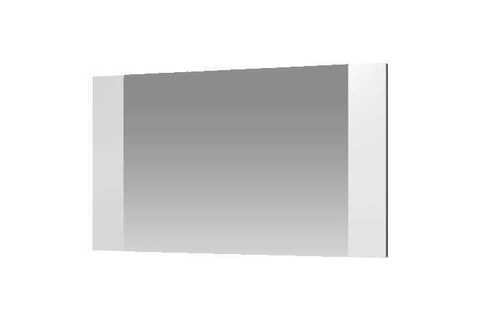 Зеркало настенное Вегас Горизонт белый глянец
