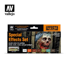 Game Color Set: Special Effects (8)