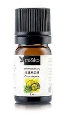 Мико эфирное масло Лимон органик 5 мл