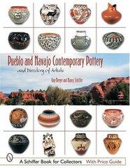 Pueblo and Navajo Contemporary Pottery ***