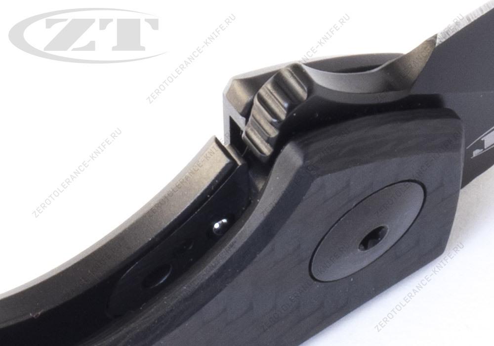 Нож Zero Tolerance 0450CF Springfield - фотография