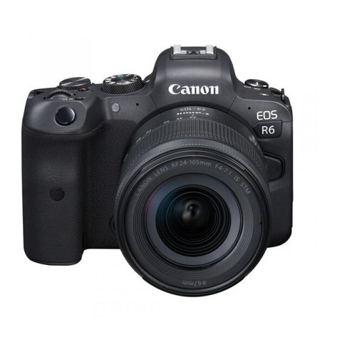 Фотоаппарат Canon EOS R6 Kit RF 24-105mm F4-7.1IS STM