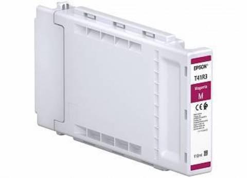 Картридж EPSON T41R пурпурный для SC-T3400, SC-T3400N, SC-T5400 100мл