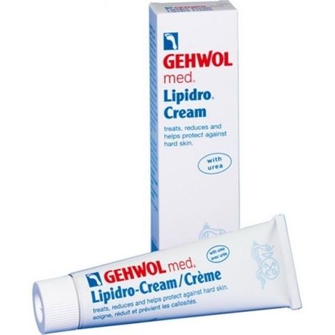Крем Гидро-баланс GEHWOL Lipidro-Сreme 125 мл