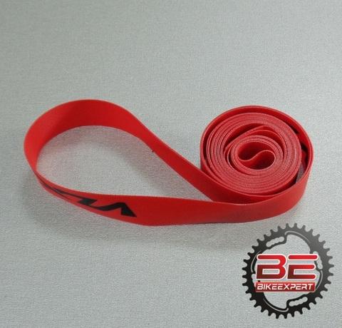 Ободная лента VLX RT01 27,5х17мм нейлон красная