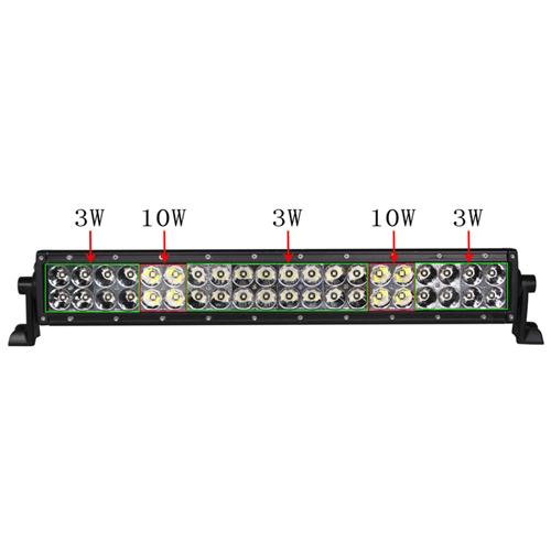 Фара Aurora 50 комбинированного белого света ALO-D1-50-P4BT ALO-D1-50-P4BT
