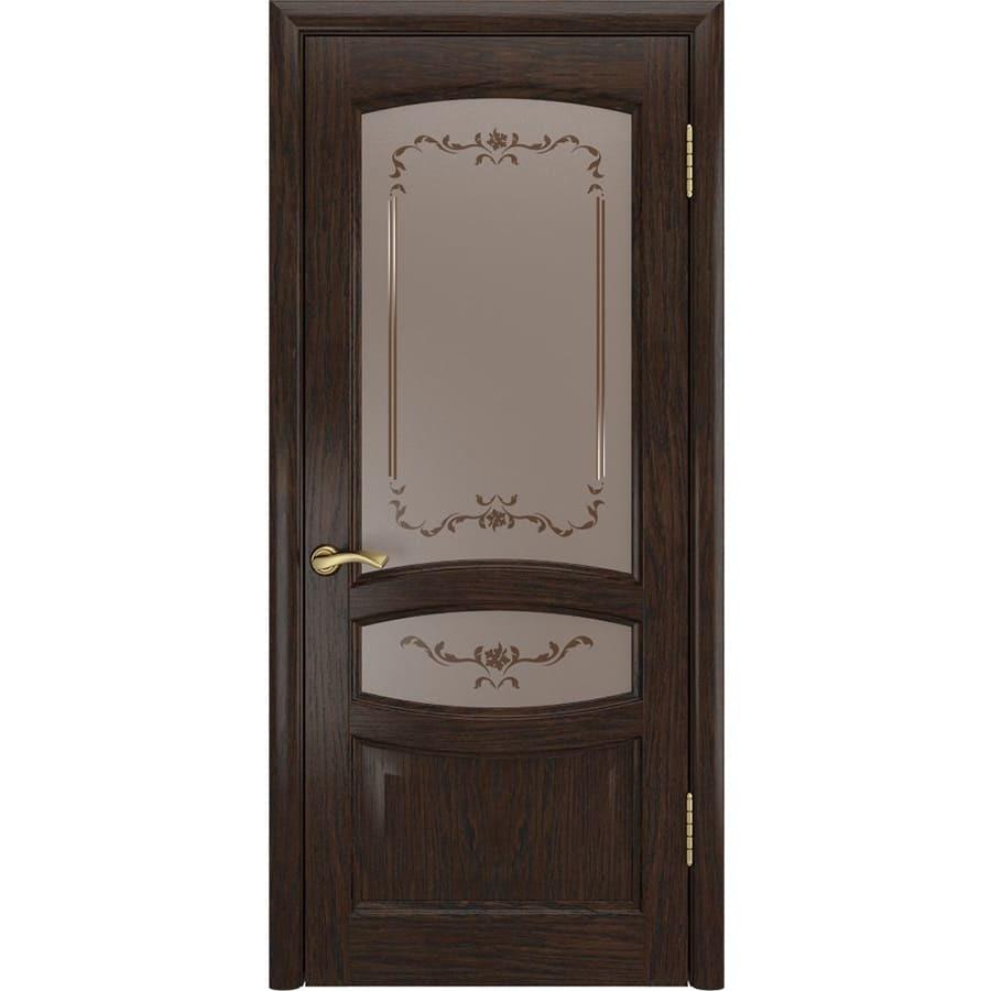 Дуб Межкомнатная дверь шпон Luxor Деметра дуб морёный со стеклом demetra-do-dub-moreniy-dvertsov.jpg