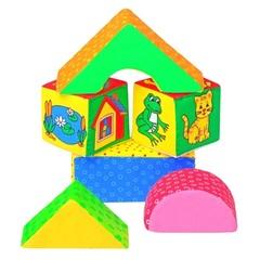 "Развивающая игрушка ""Кубики Домики"""
