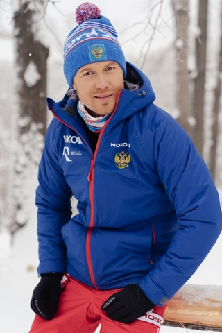 Утепленная куртка Nordski Motion Рatriot мужская